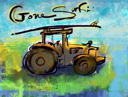 TractorSurfer